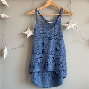 Hollister Knit Tank Top